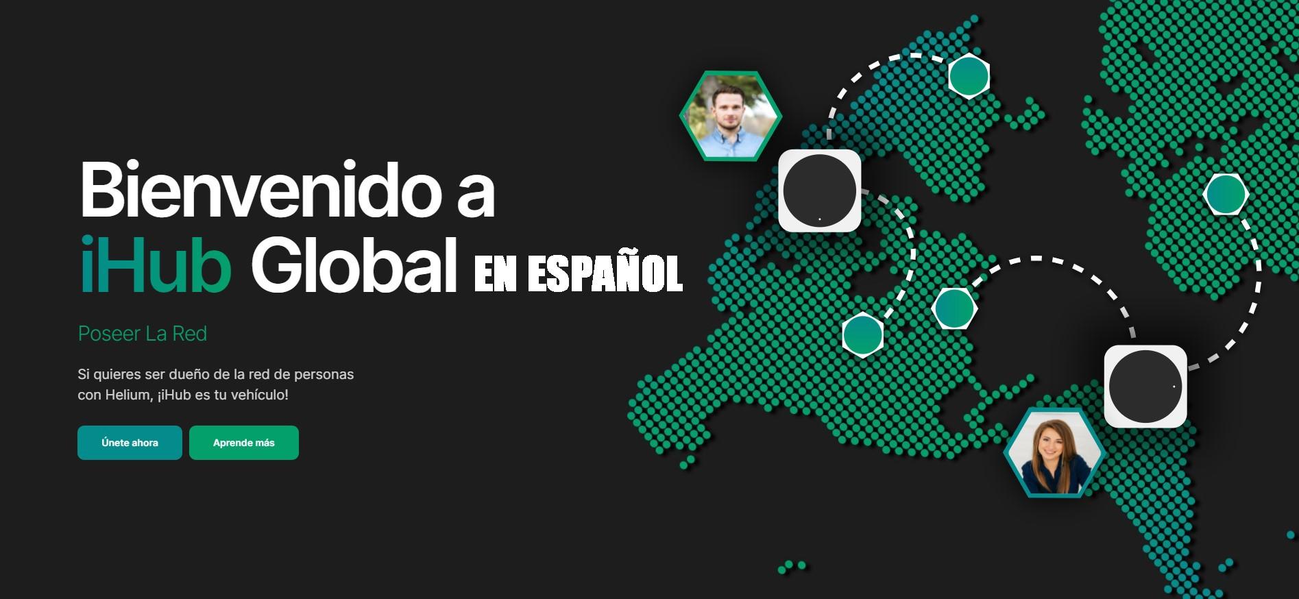 ihug blogal en español