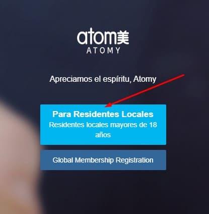 residentes locales